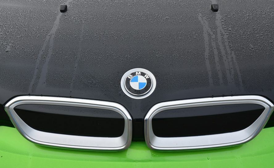 Das BMW i3 Elektroauto